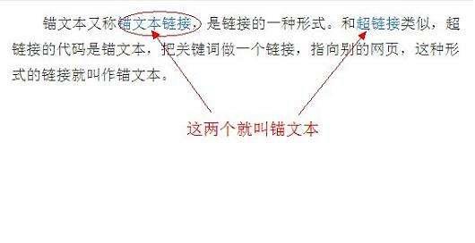南京SEO教程解答锚文本是什么以及锚文本链接怎么做