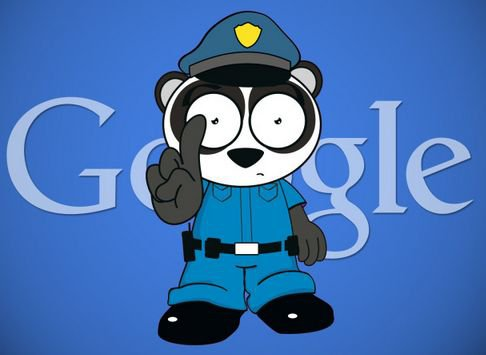 谷歌熊猫算法